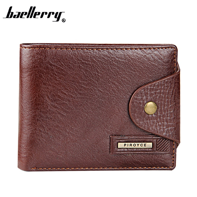 Short Men's Wallet