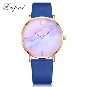 Women Watches Luxury Leather