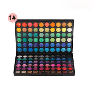 120 Colours Eye Shadow Palette