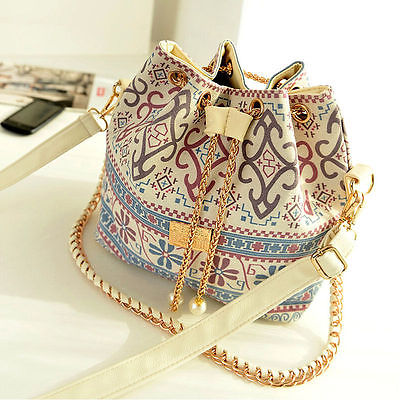 Women Lady Summer Handbag Shoulder Bags Tote Purse Messenger Hobo Bag Chain Bags 2019 New