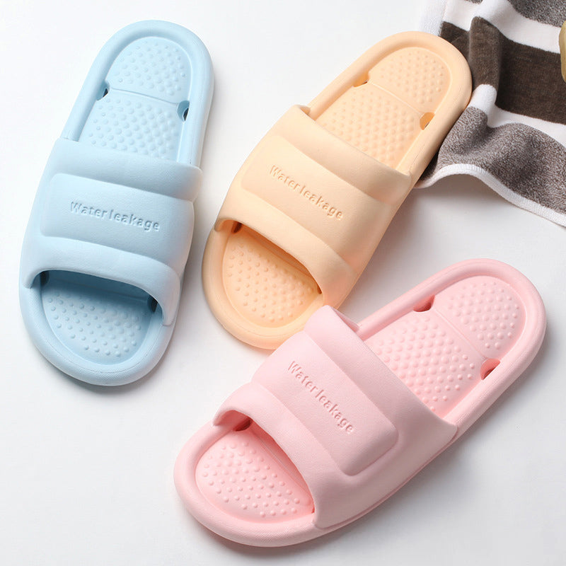 Women Summer Slippers Bothe Soft Sole Slides Beach Slides Home Slippers Sandals Women Shoes Bothroom Flip Flops Bedroom Lovers