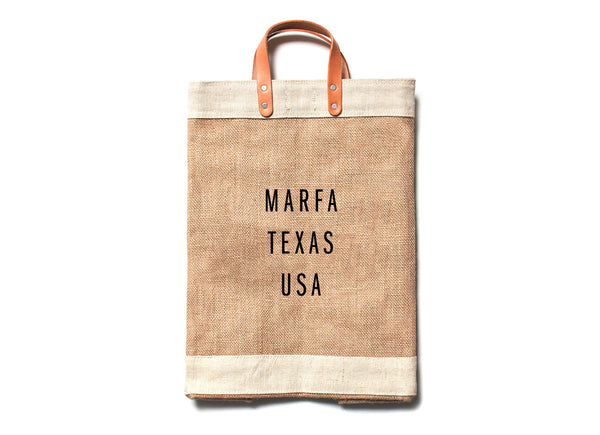 Marfa Market Bag by Apolis
