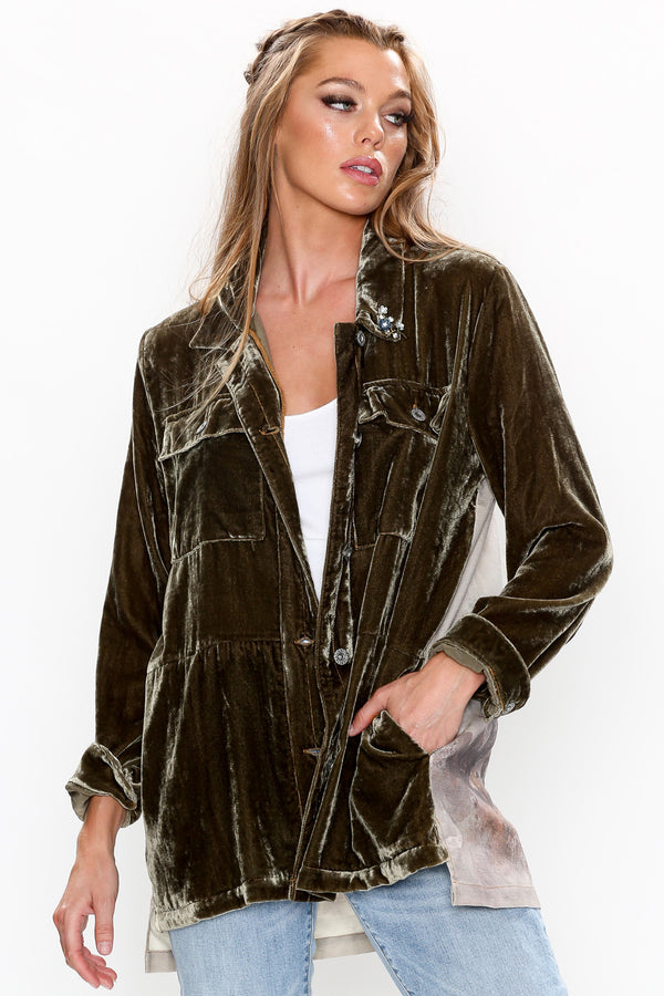 Fall Shadow Jacket