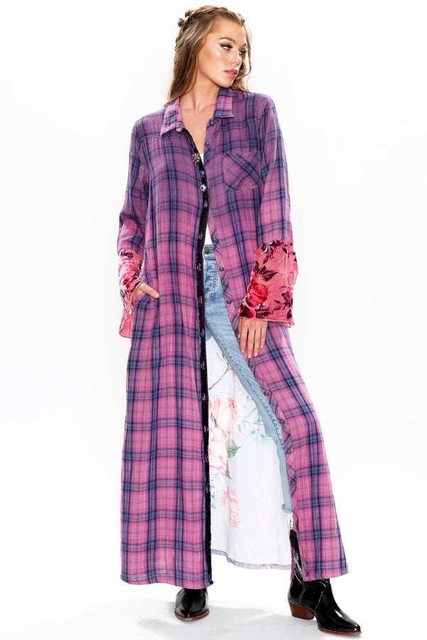 Beautiful Lover Maxi Duster