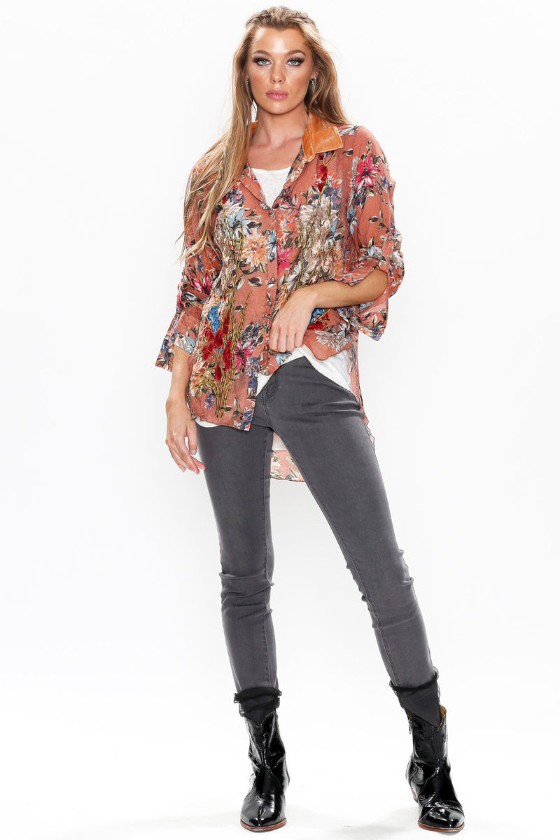 Floral Frenzy Shirt
