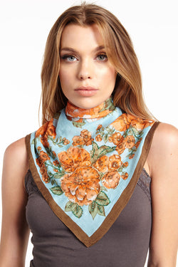 Beauty embellished Bandana