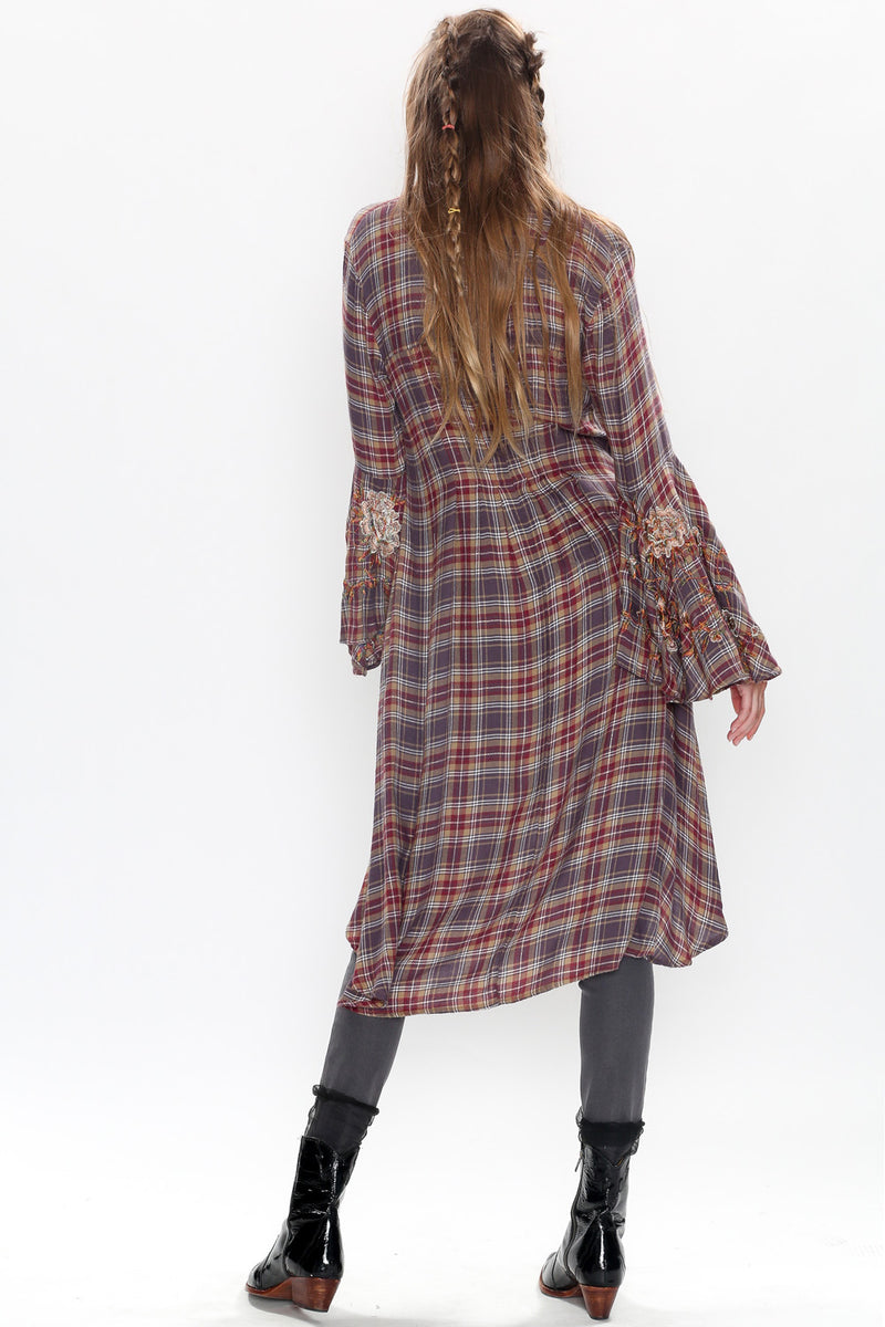 Remember You Shirt Dress
