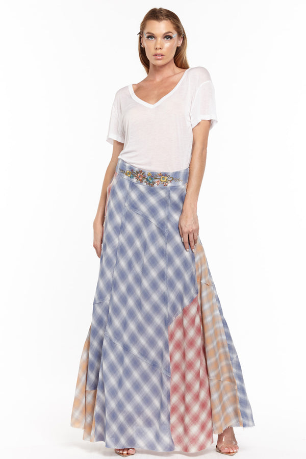 Bay Breeze Maxi Skirt