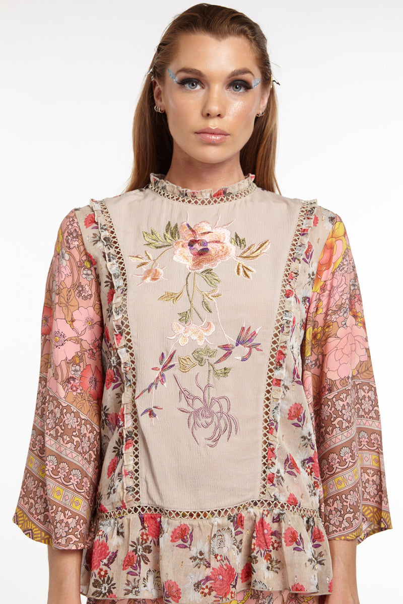 The Gentle One Blouse