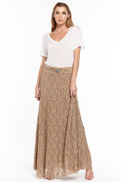 Love from Spain Maxi Skirt