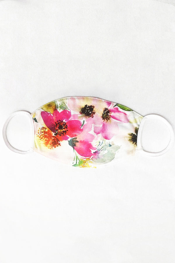 Dream Flowers 5 Mask
