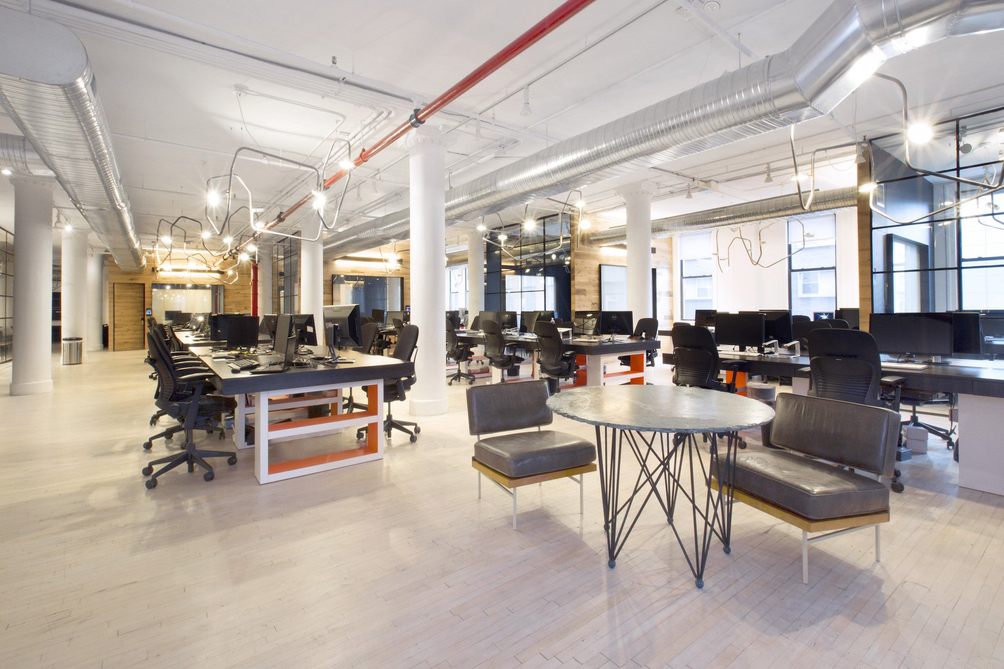 Architectural Digest Features PANYL In Nate Berkusu0027 Manhattan Office Design