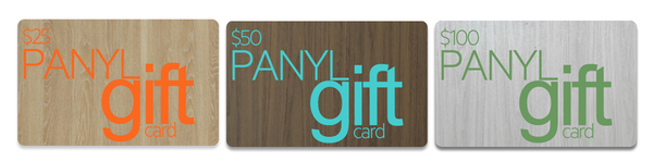 PANYL gift cards