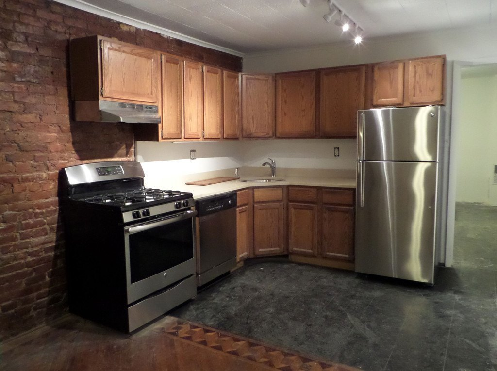 Traditional to Modern: New Kitchen Cabinet Doors + PANYL