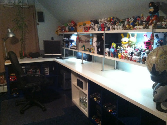 Voltron Style Hack Uses Expedit Three Other Ikea Pieces