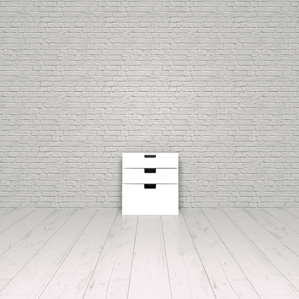 Stuva chest, 3 drawers