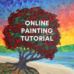 Paint on Demand with Heart for Art