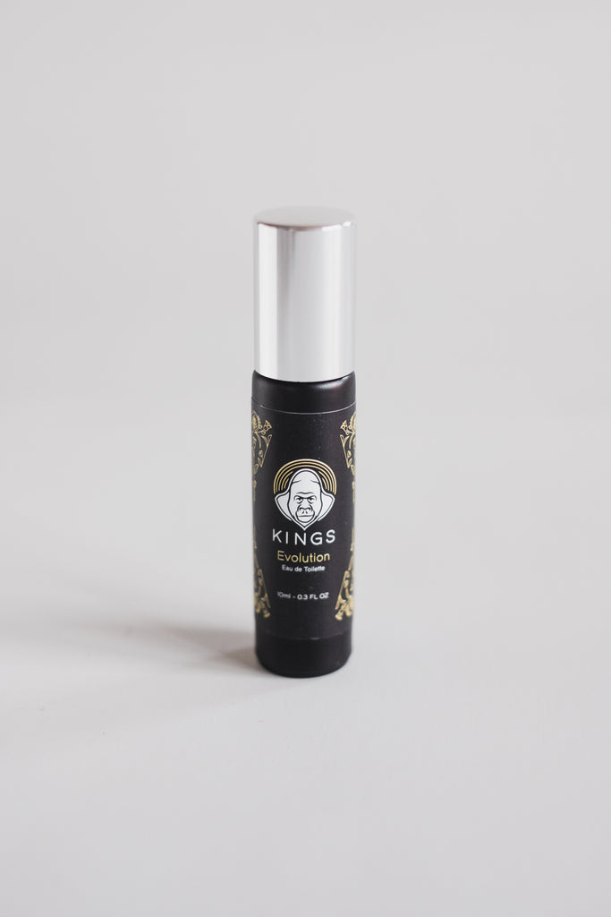 KINGS EVOLUTION VEGAN AFTERSHAVE 10ML
