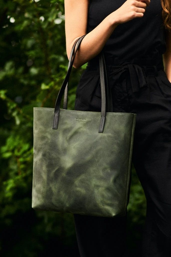 Georgia Bag Green Hunter