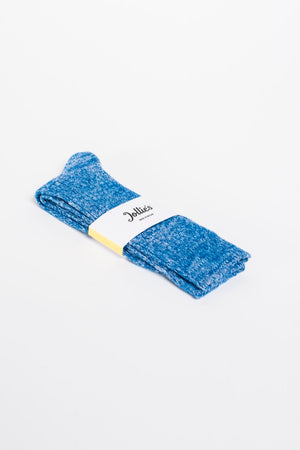 Blue Twister Organic Cotton Socks
