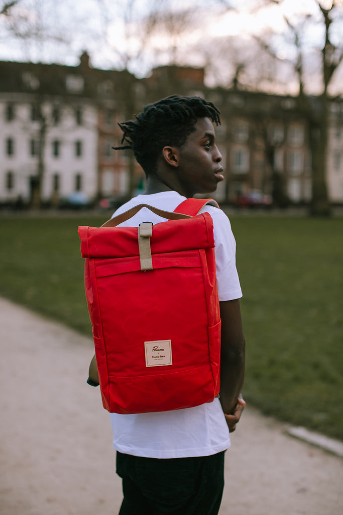 PENARTH X FOUND HEA LIMITED EDITION BACKPACK