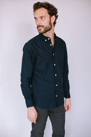 OXFORD SHIRT TOTAL ECLIPSE