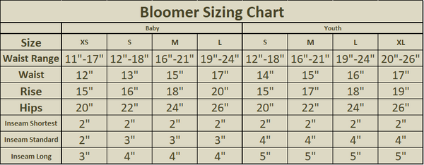 Bloomers Bumby «Sunflower»