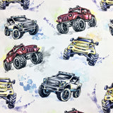 """ Monster trucks "" Jersey"