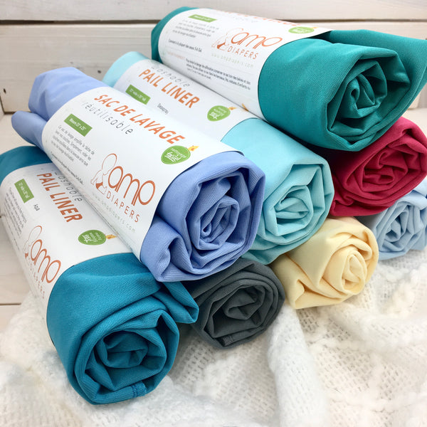 Sac de lavage grand format «AMP Diapers»