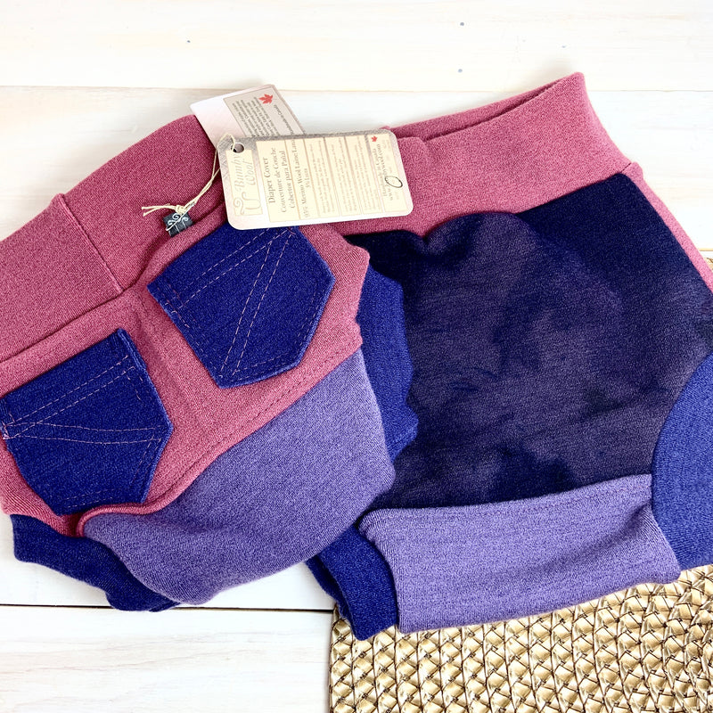 Couvre-couche Bumby «Collection Pockets»
