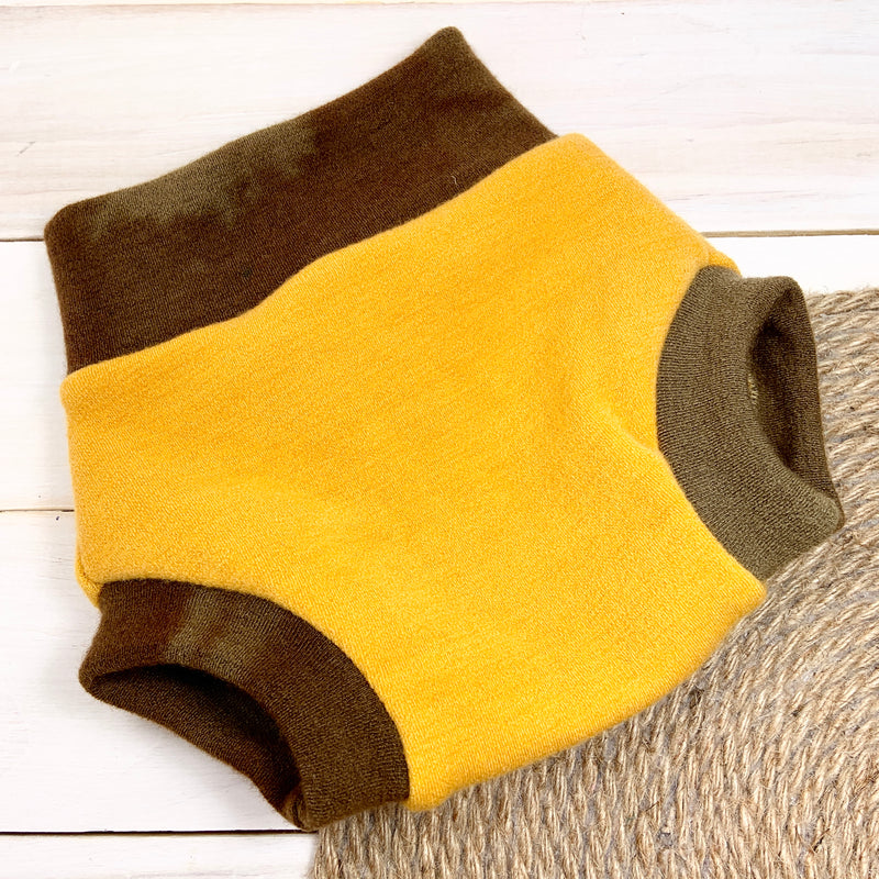 Couvre-couche Bumby - Collection Pockets «Sunny et Earth»
