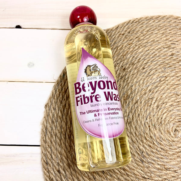 Savon «Beyond Fibre Wash» Unicorn Baby (3 formats disponibles)