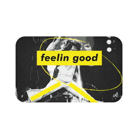 Feelin Good Bath Mat - Kuratify - Hype Streetwear
