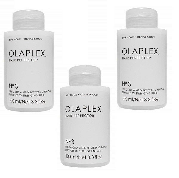 Olaplex No3 Hair Perfector 100ml Trio Bundle - Ascari Salons Online