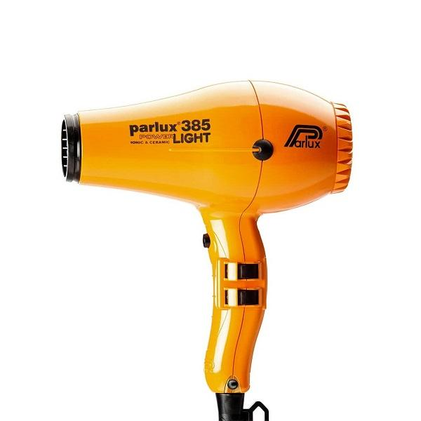 Parlux 385 Powerlight Ceramic & Ionic Dryer 2150W - Orange