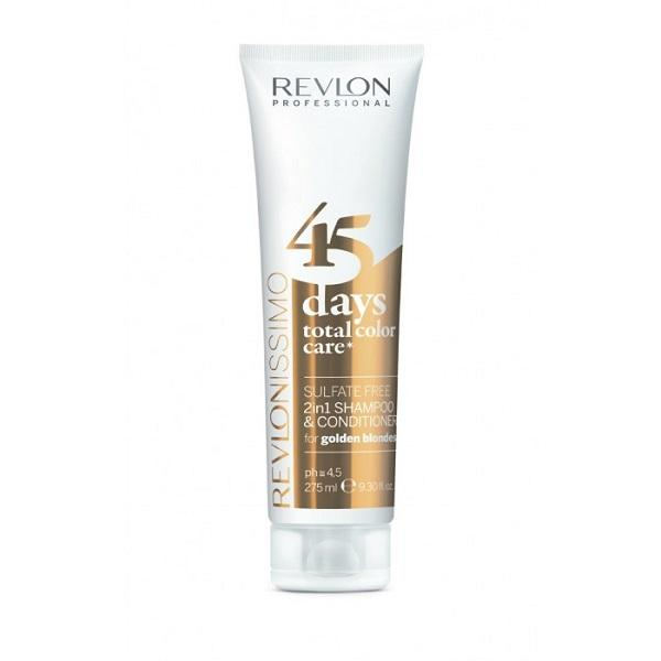 Revlon Professional Revlonissimo 45 Days Color Care Golden Blondes 275ml