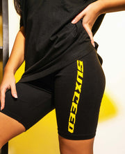 High Voltage Cycle Shorts (Black)