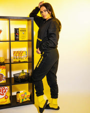 High Voltage Joggers (Black)