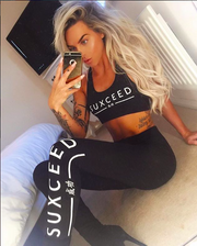 Suxceed Logo Leggings