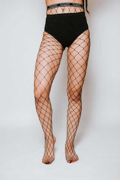 Suxceed Womens Suxceed16 Fishnet