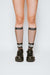 Suxceed Womens Fishnet Socks
