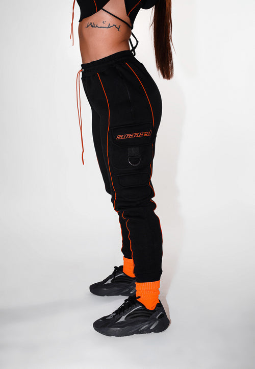 suxceedwomens suxceed womens black joggers
