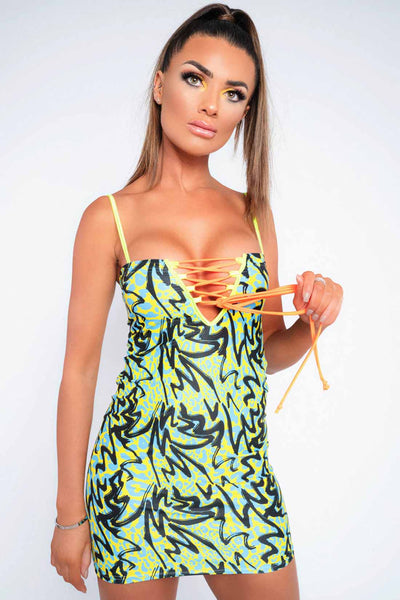 EXOTIC MULTIWAY DRESS