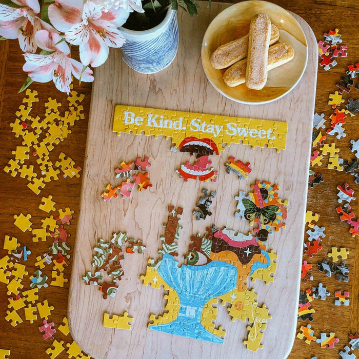 Be Kind, Stay Sweet Puzzle
