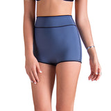 Palisades 2mm High Waist Short - Ocean Blue