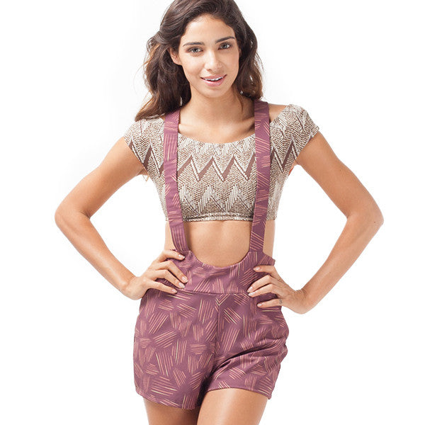 Avalon Overalls - Prarie