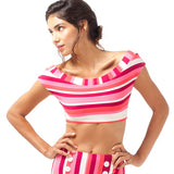 Chicama Top - Rosa