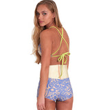 Leucadia Skirted High Waist Bottom - Dawn
