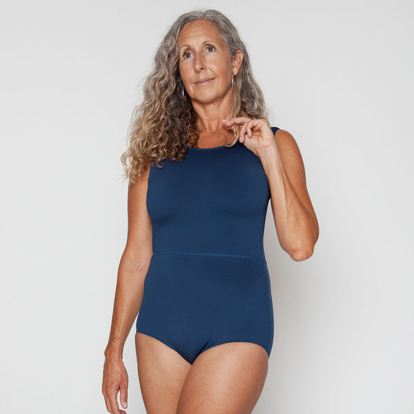 Lido One Piece - Denim