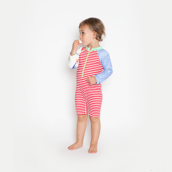 Swamini Kids Sunsuit - Oasis